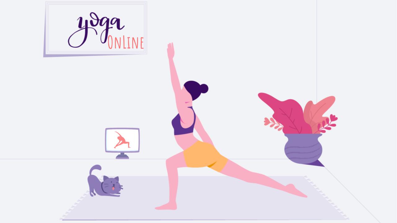 corsi yoga on line